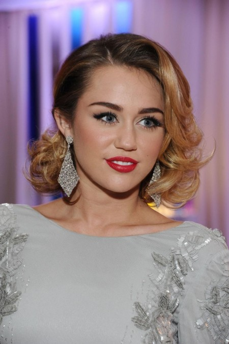 Miley Cyrus Vanity Fair Oscar Party Party