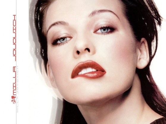Milla Jovovich New Wallpaper