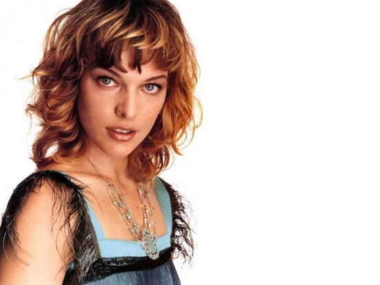 Milla Jovovich Wallpaper For Iphone Hd Normal