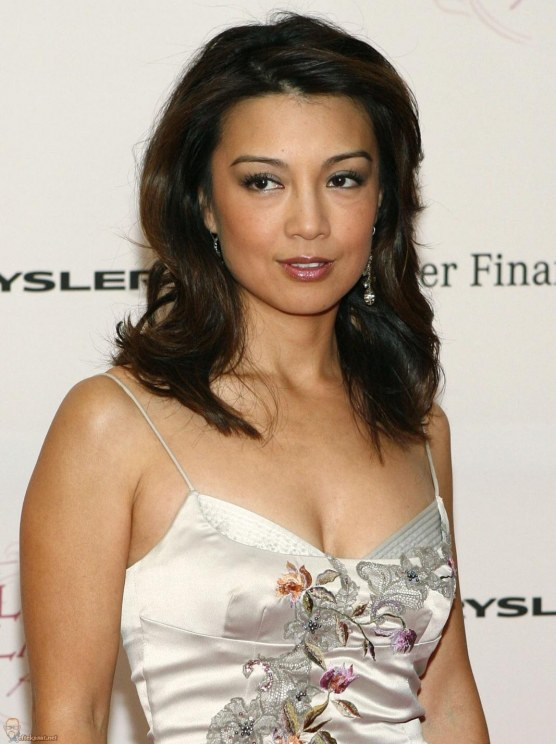 Ming Na Wen Arrives At The Lili Claire Foundation Th Annual Benefit Dinner Lo
