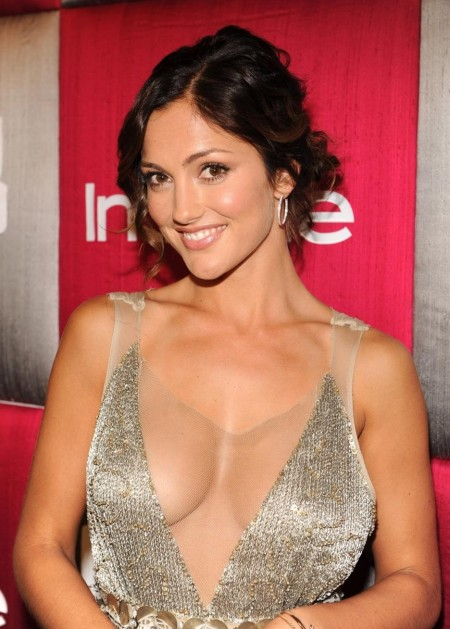 Full Minka Kelly Hot