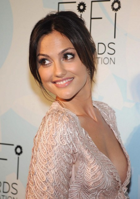 Minka Kelly Cleavage