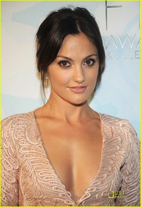 Minka Kelly Fifi Awards
