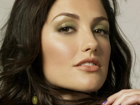 Minka Kelly Wallpaper Closeup Wallpaper