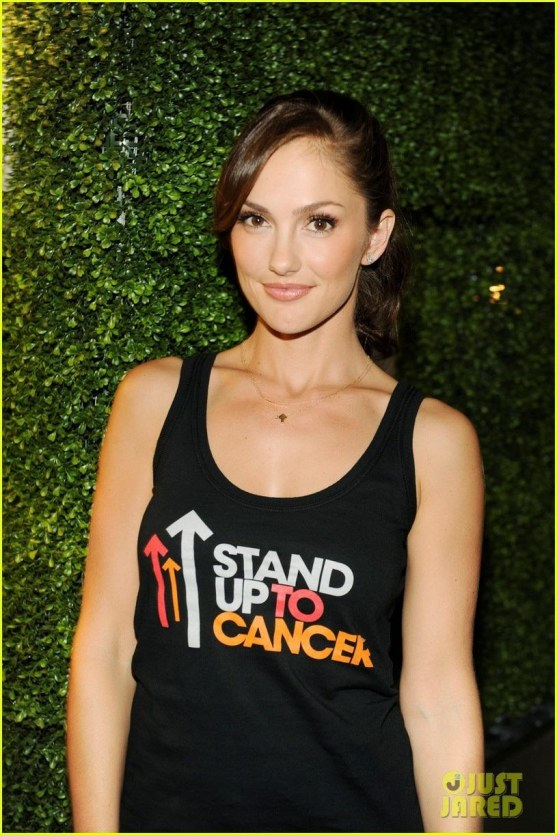 Stacy Keibler Minka Kelly Stand Up To Cancer Telecast