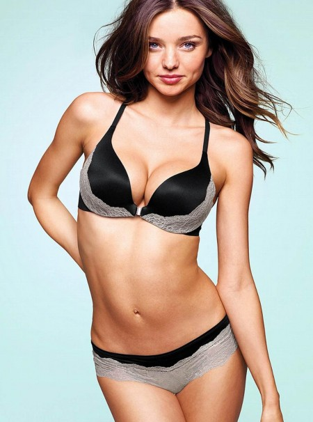 Miranda Kerr New Victorias Secret Lingerie Victoria Secret