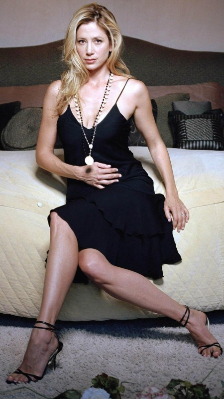 Mira Sorvino Feet