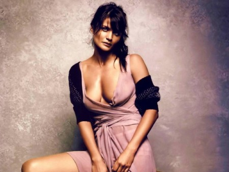 Helena Christensen Hot Actress Stick It