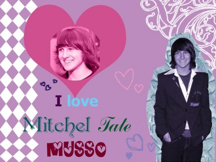 Love Mitchel Musso Emily Osment Mitchel Musso And Emily Osment