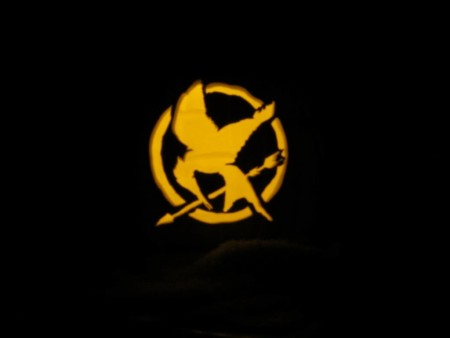 Mockingjay Pumpkin The Hunger Games