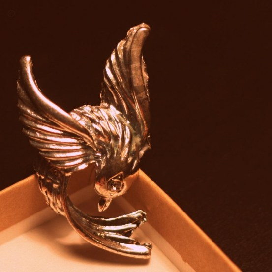 Mockingjay Ring