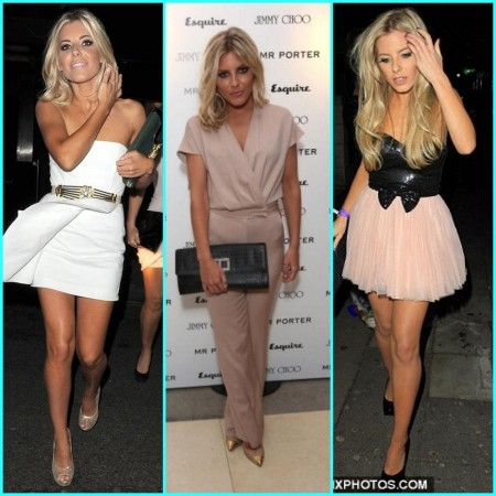 Mollie King Fashion Hair