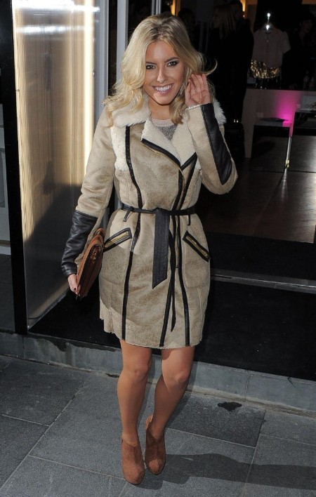 Mollie King Supertrash Store Launch Party In London