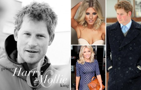 Prince Harry And Mollie King