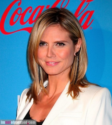 Heidi Klum Molly Sims And More Step Out For Unicef