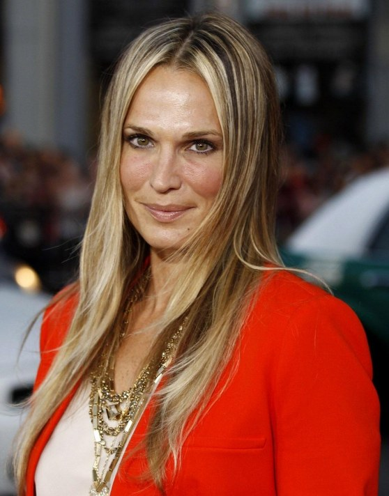 Molly Sims At The Rise Of The Planet Of The Apes Premiere In La July