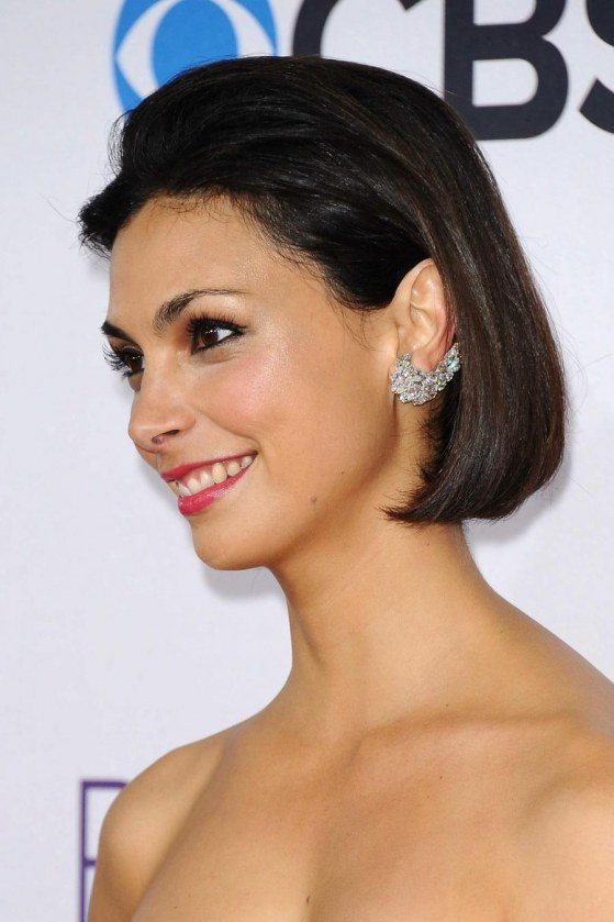 Morena Baccarin Annual Short Hair