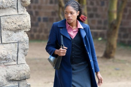 Still Of Naomie Harris In The First Grader Large Picture