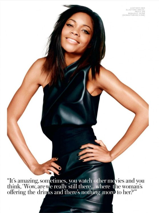 Septimiu Naomie Harris Instyle Uk Nov
