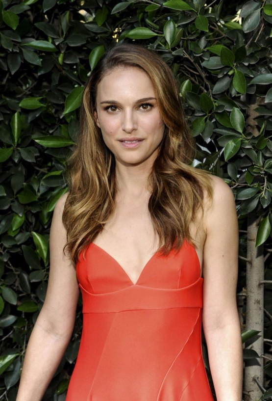 Natalie Portman At Los Angeles Dance Project Benefit Gala In Bel Air