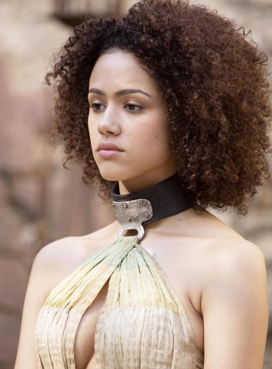 Nathalie Emmanuel In Game Of Thrones Large Picture Bikini
