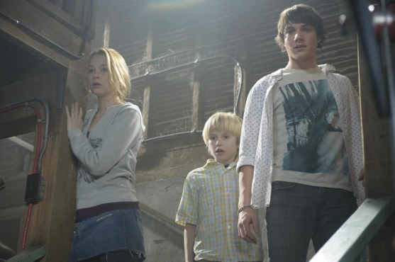 Still Of Chris Massoglia Nathan Gamble And Haley Bennett In The Hole Large Picture