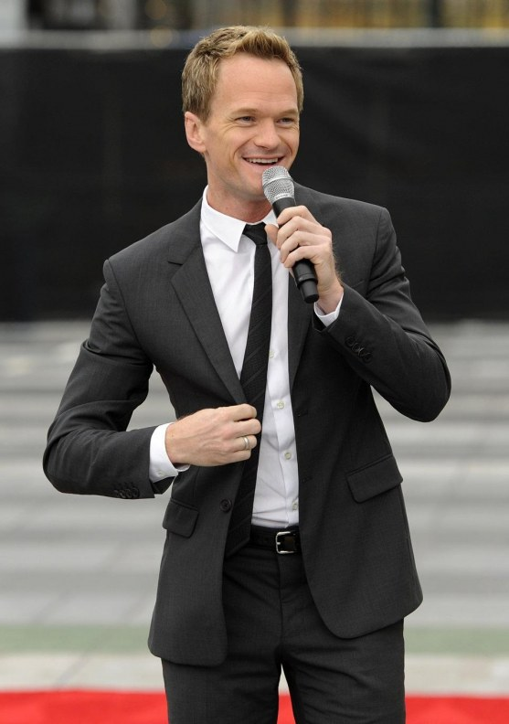Neil Patrick Harris Shared Picture