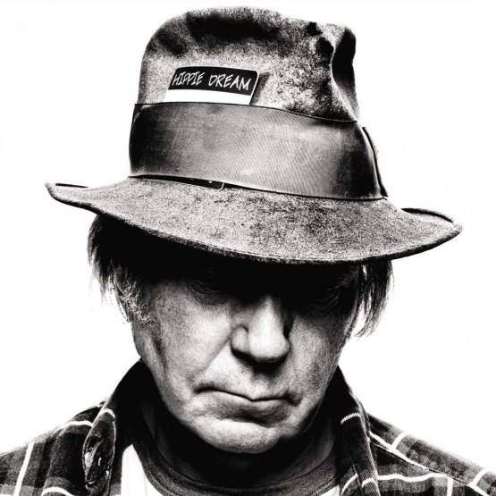 Neil Young Waging Peace Book Jacket Sq Fec Bb Afb Album
