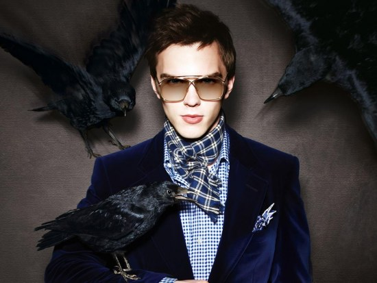 Nicholas Hoult Wallpaper About Boy