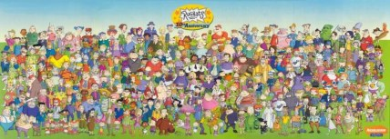 Rugrats Old School Nickelodeon Shows