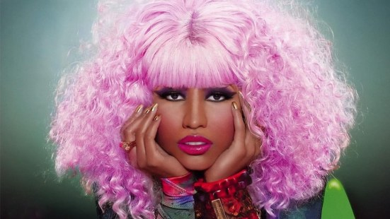Nicki Minaj Hd Wallpaper