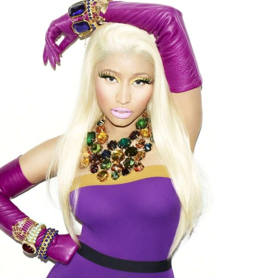 Nicki Minaj Sexy Hd Wallpaper Hot