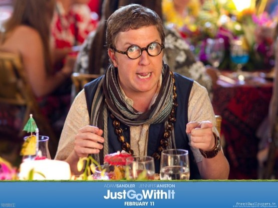 Wallpaper Nick Swardson In Just Go With It Griffin Gluck