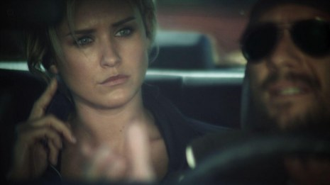 Still Of Nicky Whelan In The Power Of Few