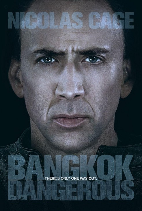 Bangkok Dangerous Movie Poster Nicolas Cage Movies