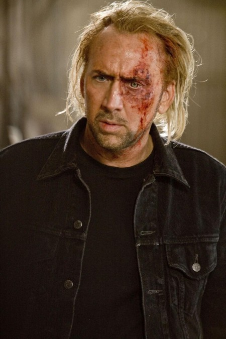 Drive Angry Cut Face