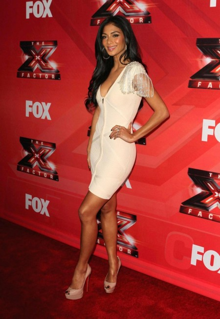 Nicole Scherzinger Factor Press Conference In Los Angeles Photo The Factor