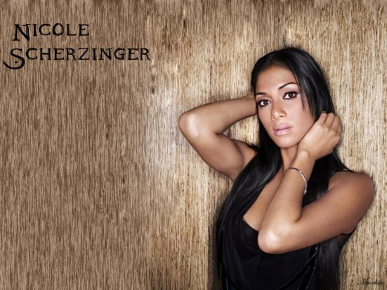 Nicole Scherzinger Wallpaper Normal Wallpaper