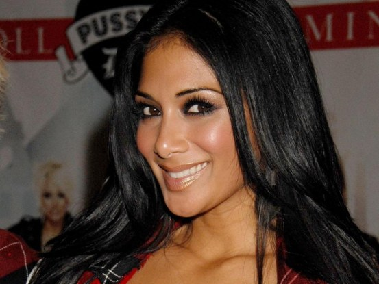 Wallpaper Nicole Scherzinger Normal