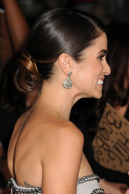 Nikki Reed At The Twilight Saga Breaking Dawn Part Premiere In Los Angeles
