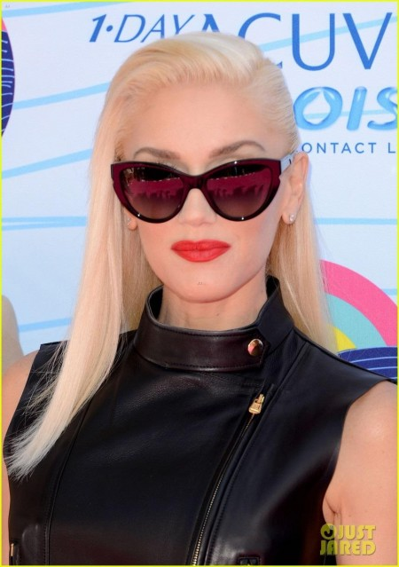 Gwen Stefani No Doubt Teen Choice Awards Gwen Stefani