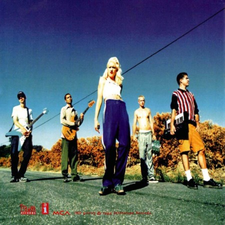 No Doubt Tragic Kingdom Interior