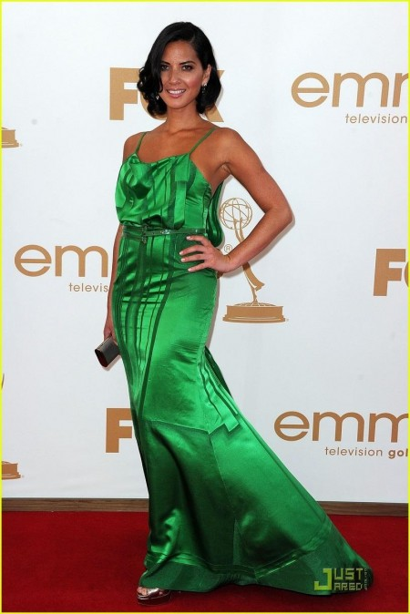 Olivia Munn Emmy Awards Maid