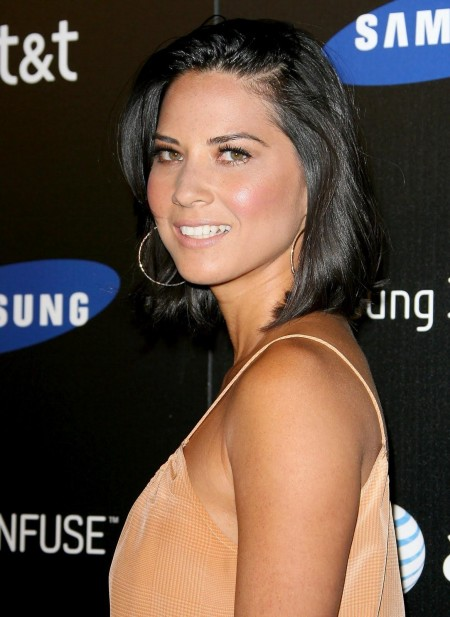 Olivia Munn Samsung Infuse Launch Event In Los Angeles Gif
