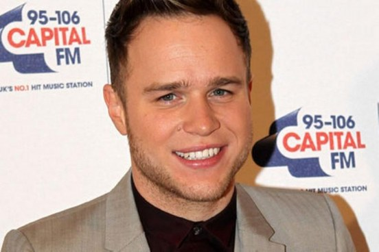 Olly Murs Played At Metro Radio Live