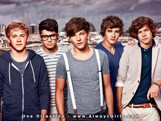 One Direction Wallpaper