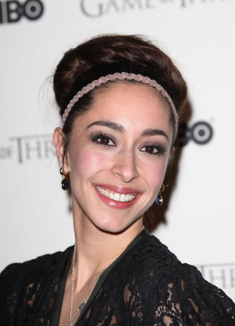 Oona Chaplin Large Picture