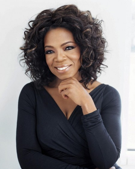Celebrities Oprah Winfrey