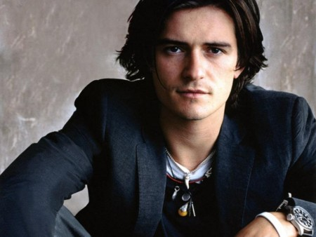 Orlando Bloom Romantic