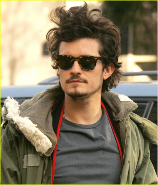 Orlando Bloom The Red Circle